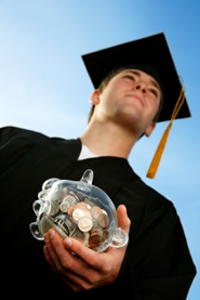 The average college student has more than $4,000 in credit card debt when they graduate.